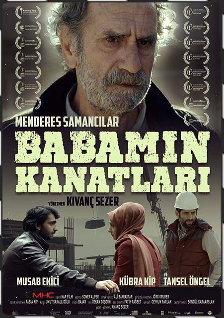 My Father's Wings – Babamın Kanatları (2016) Showtime: June 10, 2017; 5:00pm