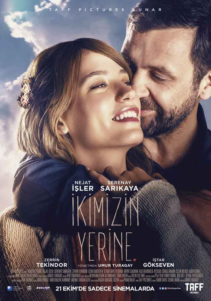 For Both Of Us – İkimizin Yerine (2016) Showtime: June 11, 2017; 4:45pm