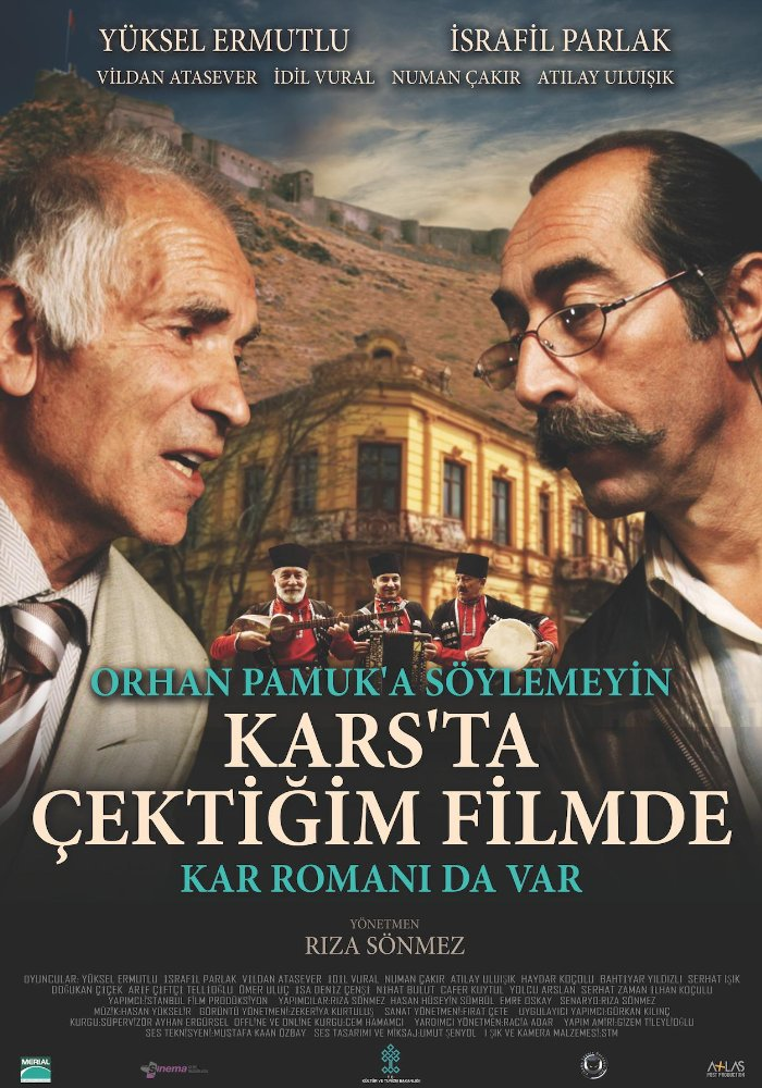 Don't Tell Orhan Pamuk … Showtime: June 11, 2017; 1:00pm