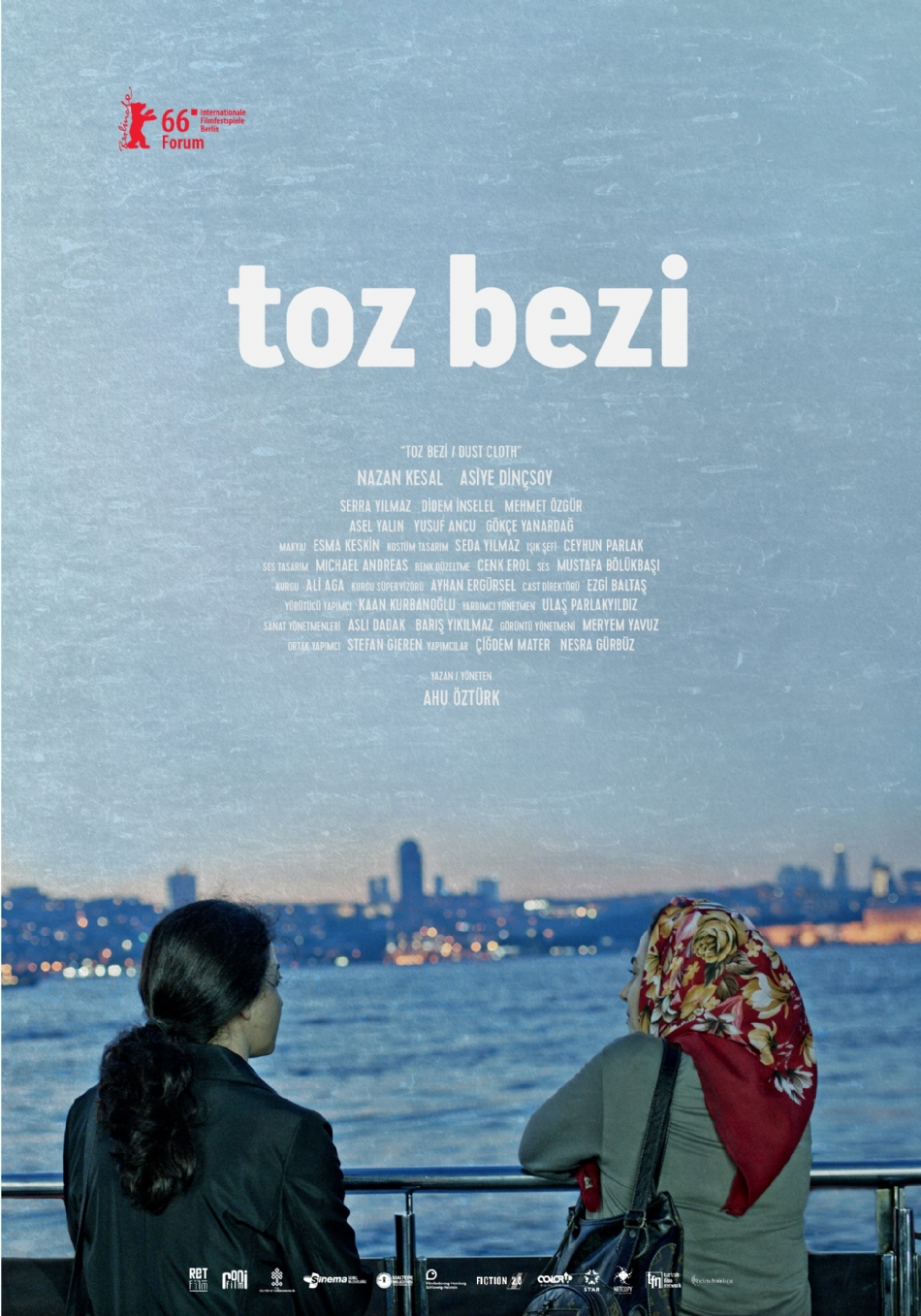 Dust Cloth – Toz Bezi (2015) Showtime: June 11, 2017; 2:45pm