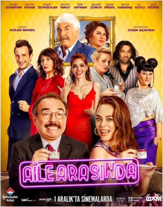 In The Family – Aile Arasında (2017) Showtime: November 4, 2018; 2:15pm
