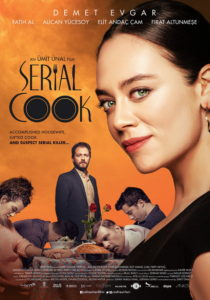 Serial Cook – Sofra Sırları (2018) Showtime: November 3, 2018; 6:15pm