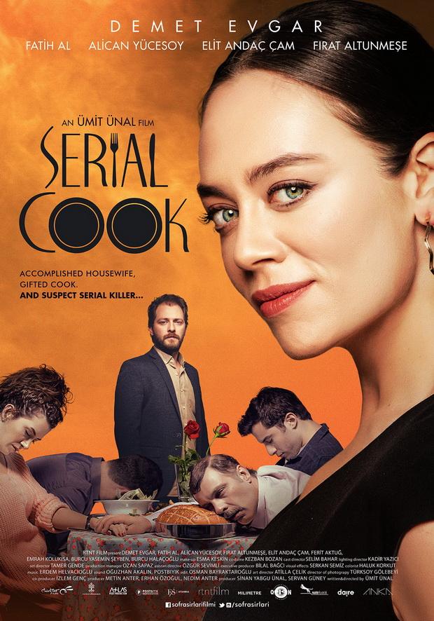Serial Cook – Sofra Sırları (2018) Showtime: November 3, 2018; 6:15pm