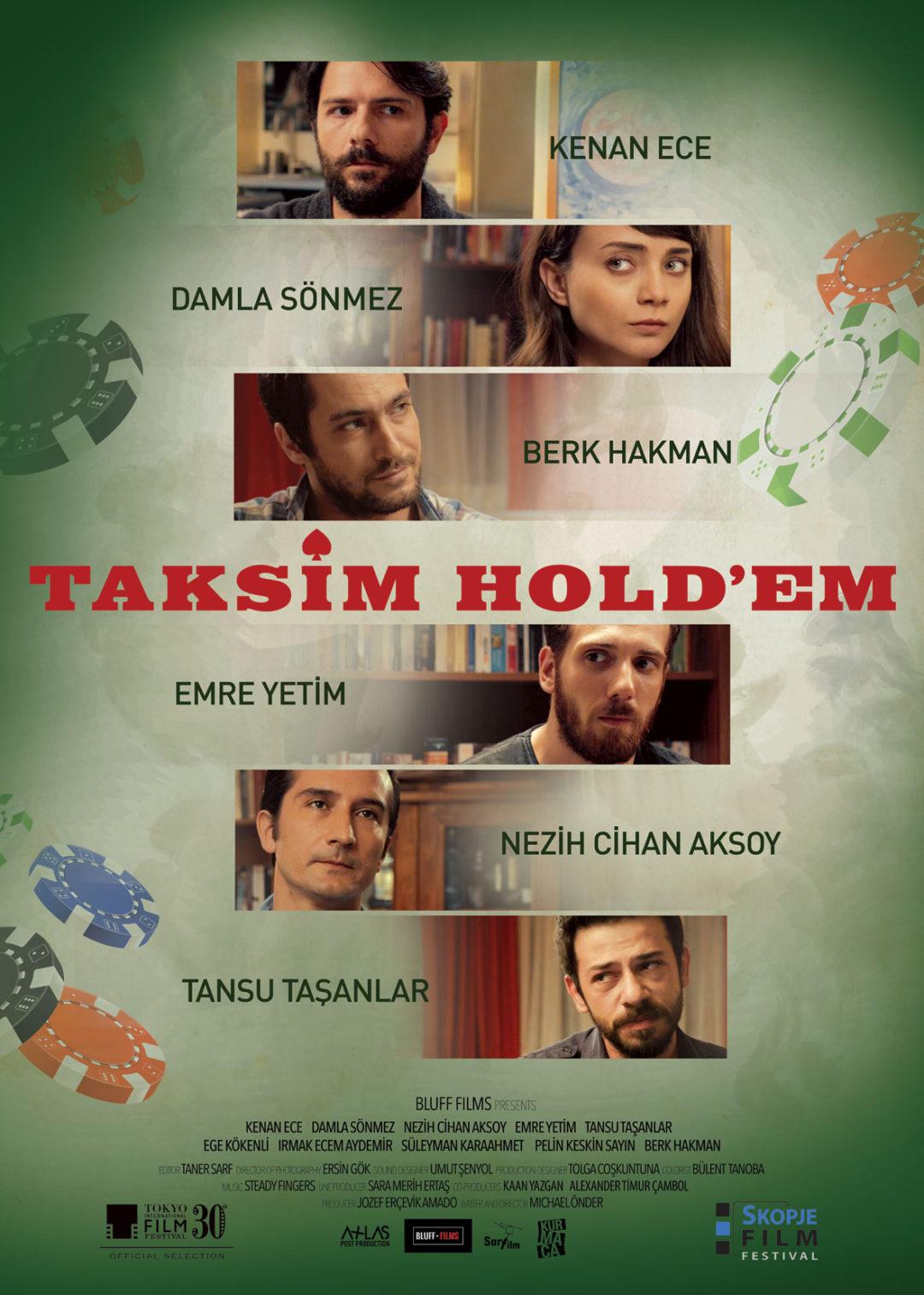 Taksim Hold'em – Taksim Hold'em (2018) Showtime: November 3, 2018; 4:30pm