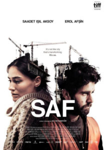 Saf (2018) Showtime: November 16, 2019; 4:30pm